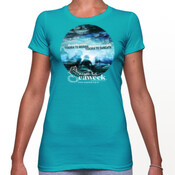 Seaweek 2018 womens t-shirt