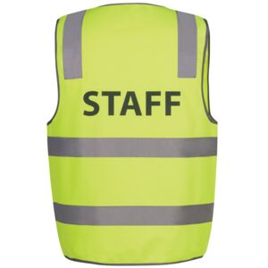 HI VIS D+N SAFETY VEST STAFF Thumbnail