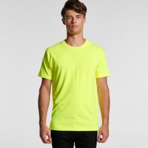 MENS SAFETY COLOURS BLOCK TEE Thumbnail