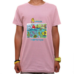 Youth Seaweek 2016 t-shirt (age 8-12) Thumbnail