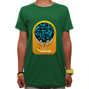 Youth Seaweek 2017 t-shirt (age 8-12) Thumbnail