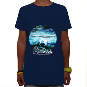 Youth Seaweek 2018 t-shirt (age 8-12) Thumbnail